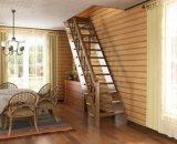 Строим деревянную лестницу: выбор конструкции и комплектующих