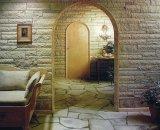 Оформление квартиры или дома декоративным камнем